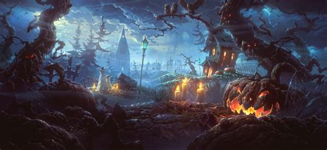 795 Halloween HD Wallpapers   Background Images