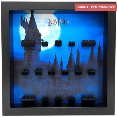 Frame for Harry Potter Series 1 Minifigures – Display