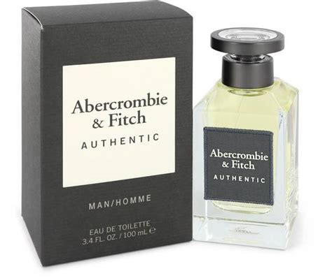 Abercrombie & Fitch Authentic Cologne by Abercrombie & Fitch
