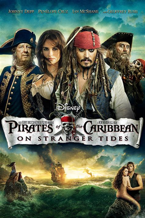 Pirates of the Caribbean: On Stranger Tides - Pirates of