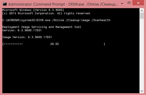 Fix Windows Update Errors with DISM - Love My Surface