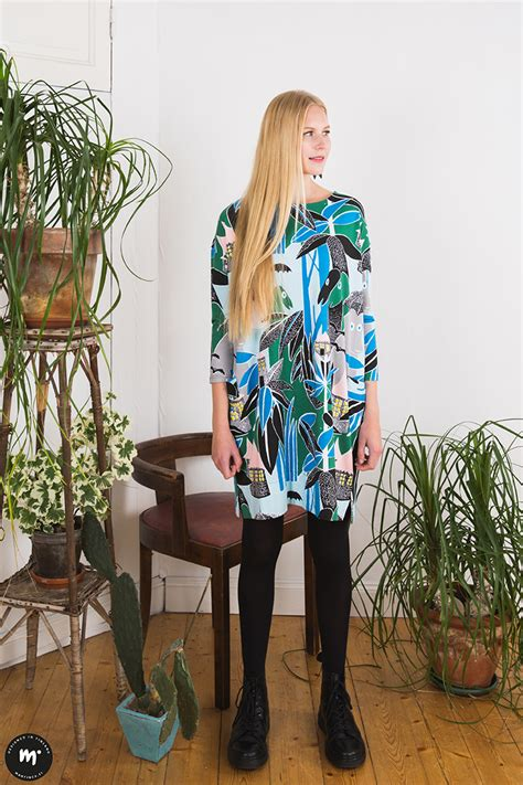 Moomin tunics by Martinex and yes, for adults! - Moomin