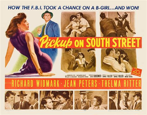WR056 - A Pickpocket vs the Reds in 'Pickup on South