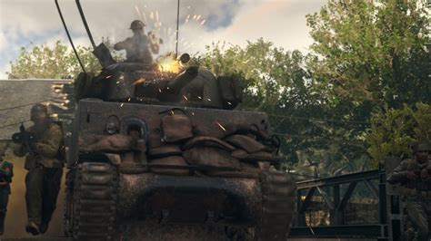 Call of Duty: WWII Private Beta Level Cap is 20, Divisions