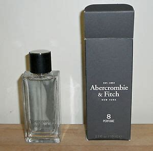 A&F Abercrombie Fitch PERFUME 8 Spray Fragrance for Women