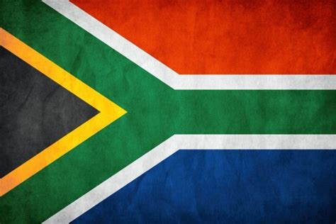 Proud to be South African