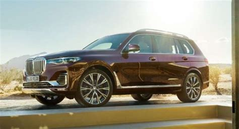 BMW X7 M50d Launched In India As Range Topping SUV   Motoroids