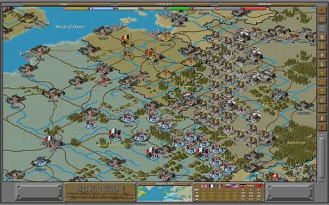 Strategic Command WWI 1914-1918 The Great War Review