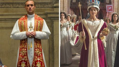 Roush Review: Heads of Church (The Young Pope) and State