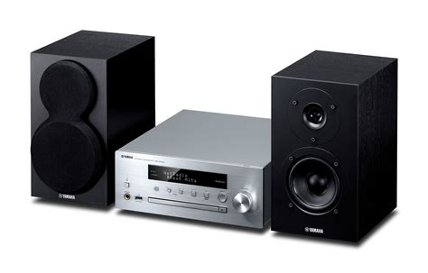 MusicCast MCR-N470D - Overview - Hifi systemer - Lyd