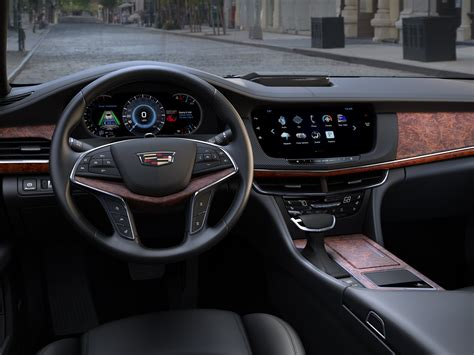 The Spacious 2017 Cadillac XTS and all of its Up-To-Date