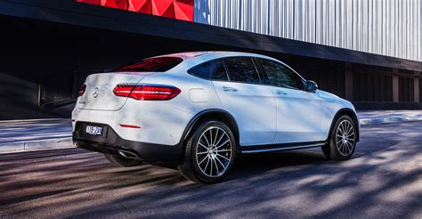 2017 Mercedes-Benz GLC Coupe pricing and specs: Sports