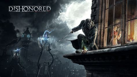 Corvo Attano in Dishonored Wallpapers   HD Wallpapers   ID
