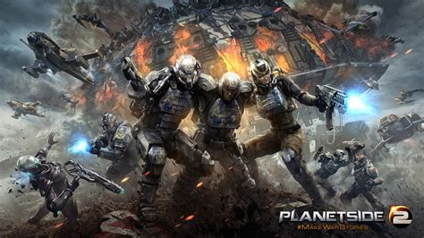 Planetside 2 PS4 Wallpapers   HD Wallpapers   ID #13588