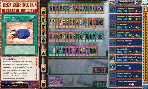 Yu-Gi-Oh! Power Of Chaos PC Game - Free Download Full Version