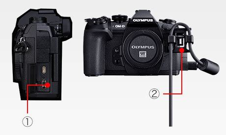 More features E-M1 Mark II   OM-D   Olympus