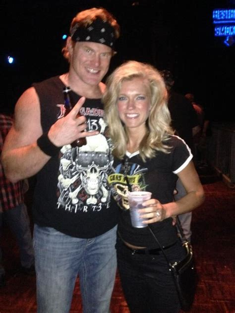 """Rocky Boiman on Twitter: """"Kelli and I ready to ROCK IT OUT"""