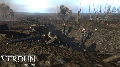 WWI Shooter Verdun Releases In August - Xbox One, Xbox 360
