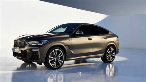 2020 BMW X6 Officially Revealed, Available With