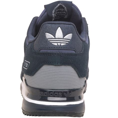 Buy adidas Originals Mens ZX 750 Trainers New Navy/White