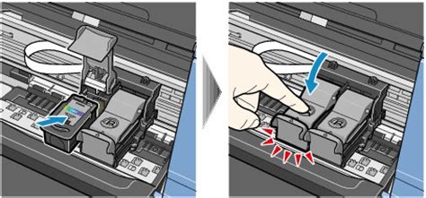 Canon Knowledge Base - Confirm the ink cartridge is