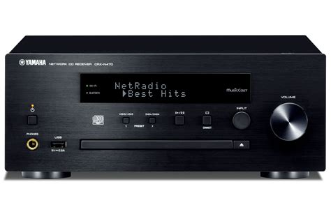 CRX-N470 - Overview - HiFi Systems - Audio & Visual